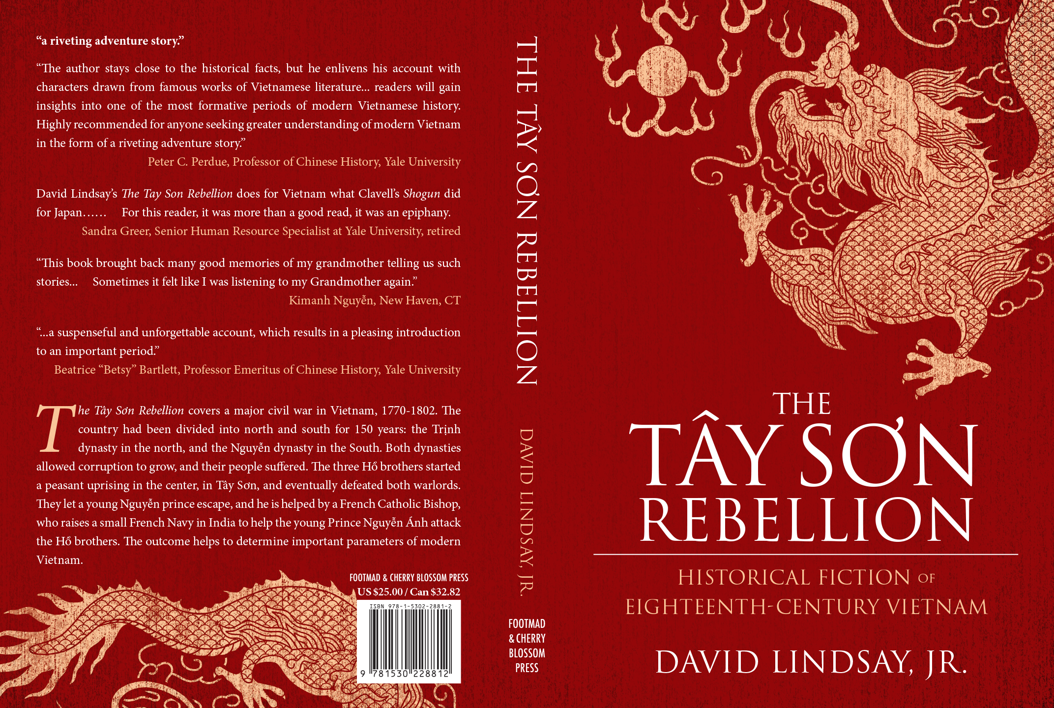 The Tayson Rebellion Book